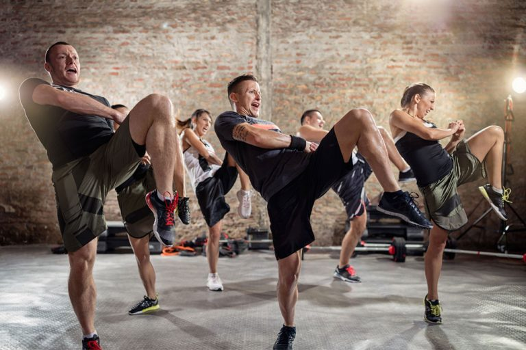 BODYCOMBAT: Mixed Martial Arts Combat Cardio Class by Les ...